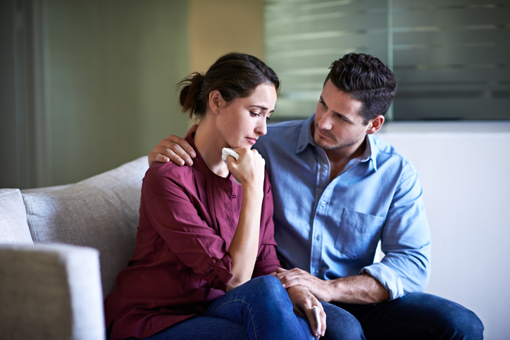 Signs Your Partner May Be Depressed